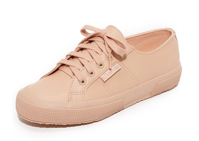 best affordable pink sneakers- Superga 2750 FGLU Sneakers