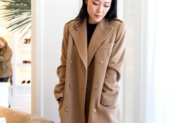 """True to the spirit of classic dressing, Kim, a Los Angeles–based art director and the blogger behind Andy Heart, relies on a daily uniform of sorts to get her through the workweek. """"I love the..."""
