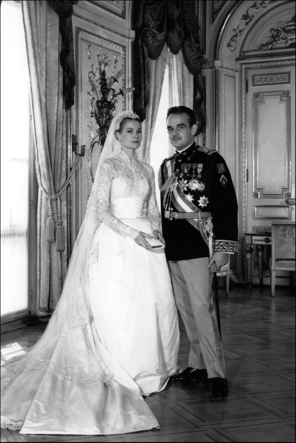 Princess Grace, 1956