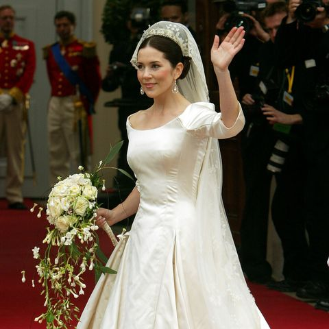 The most memorable royal wedding dresses in history whowhatwear au a look back at the most memorable royal wedding dresses junglespirit Images