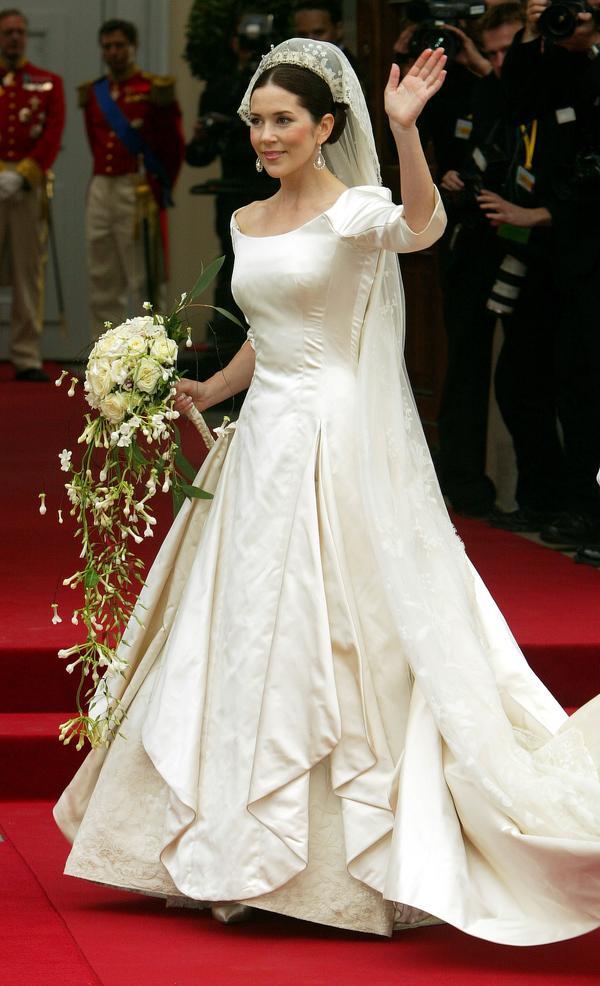 Princess Mary, 2004