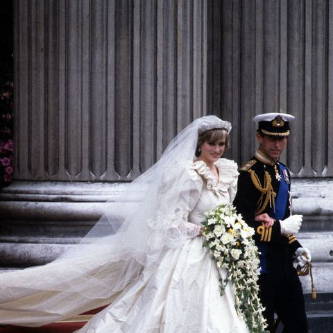 A Look Back at the Most Memorable Royal Wedding Dresses