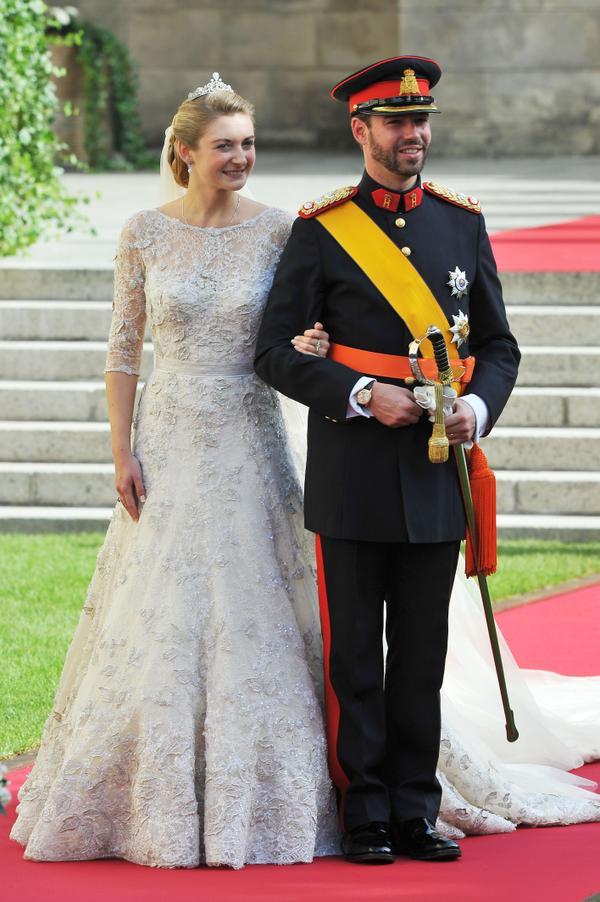 Princess Stephanie, 2012