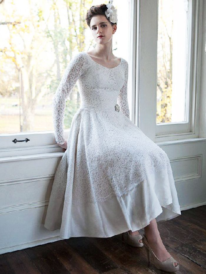Vintage Wedding Dresses: Where to Buy Them | Who What Wear UK
