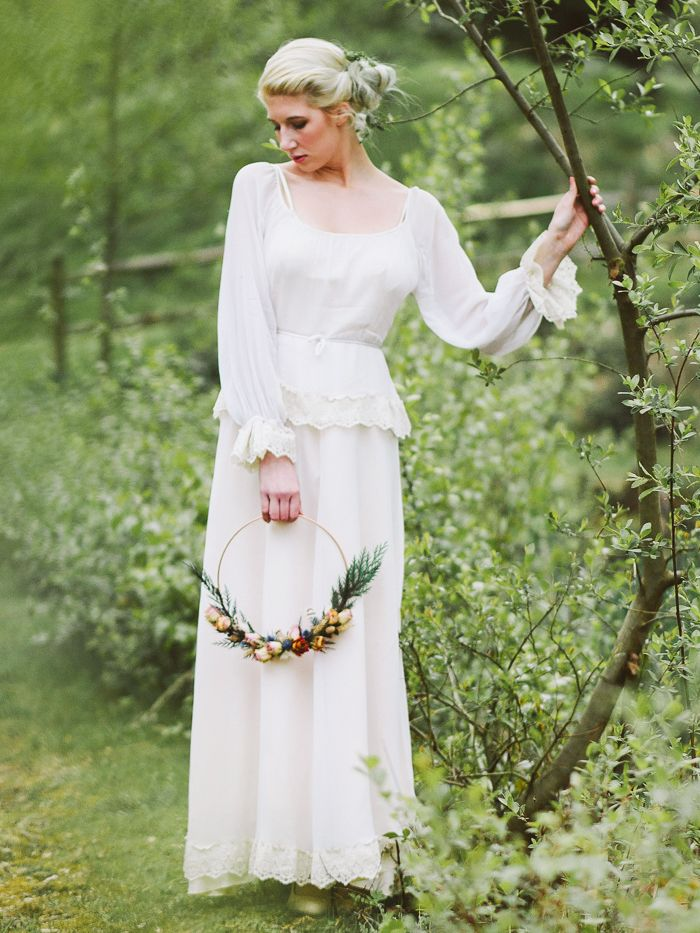 Vintage Wedding Dresses Where To Buy Them Who What Wear Uk