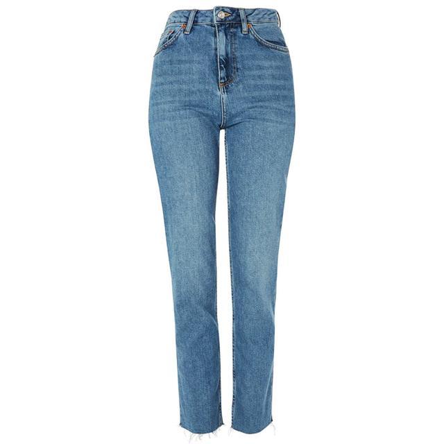 French Fashion Basics:  Topshop Moto jeans
