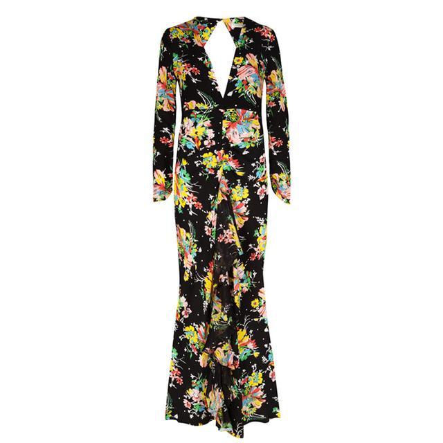 French Fashion Basics:  Rixo Dress