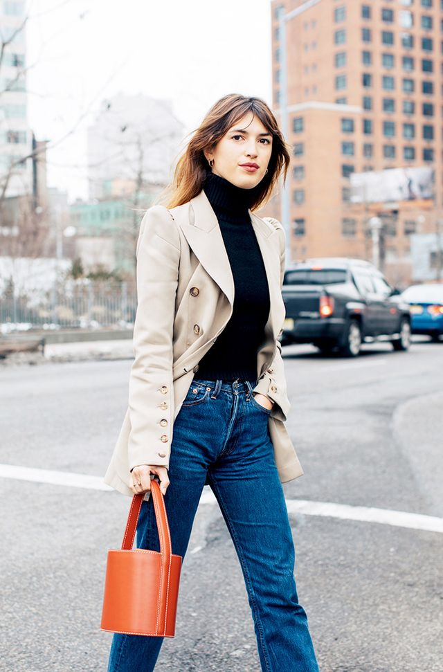 We're Not Really Seeing This Handbag Style Anymore | WhoWhatWear