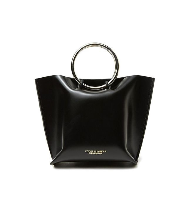 best mini black ring bag