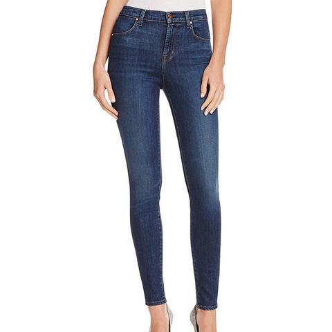 Maria High Rise Skinny Jeans in Fleeting