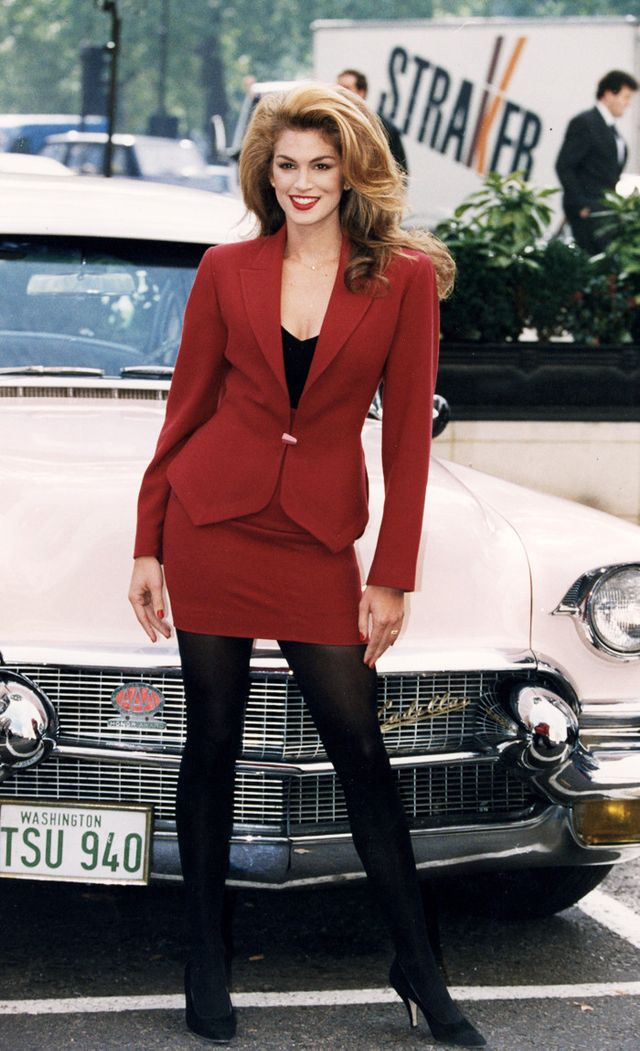 Cindy Crawford Style: Her Best '90s Looks | WhoWhatWear UK