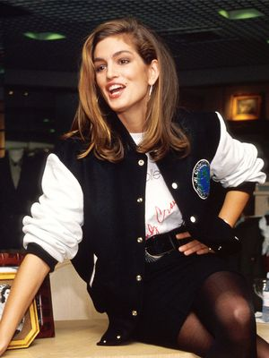 Whatever the Trend, Cindy Crawford Did It First and Did It Better