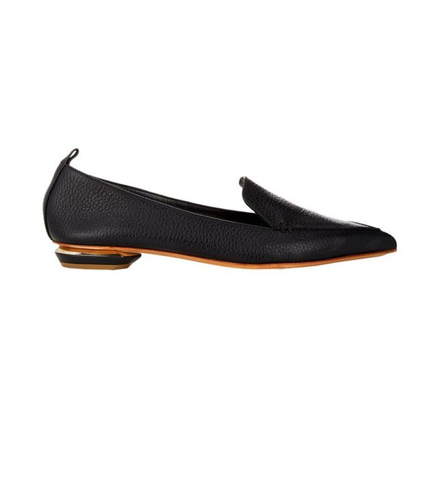 best black loafers