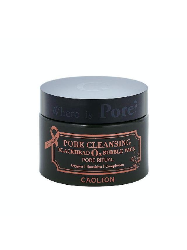 Caolion Pore Cleansing Blackhead Bubble Pack