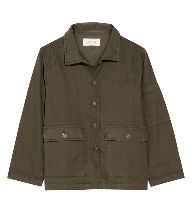 The Great Station Canvas Jacket
