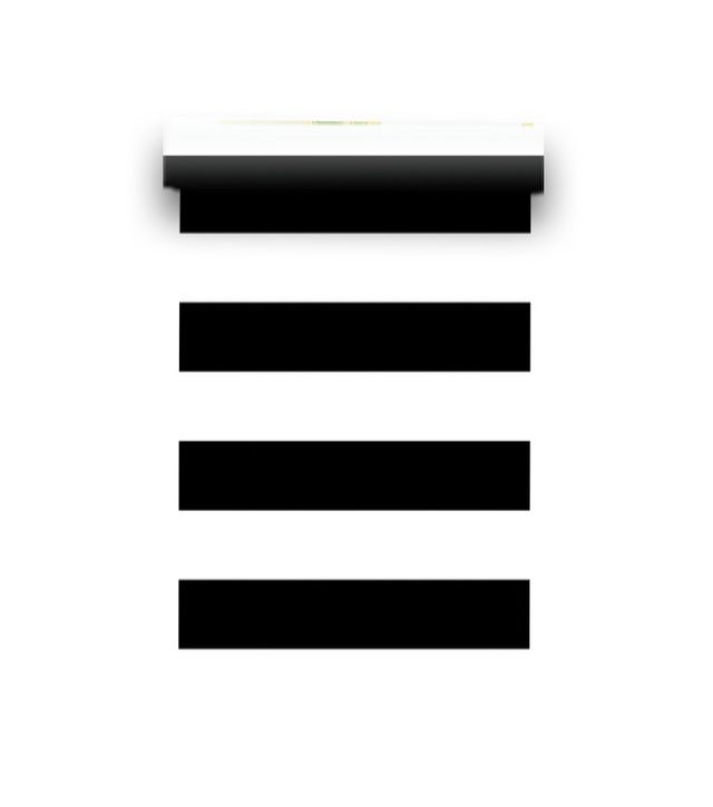 Sweet Zoe Shop Black and White Wide Stripes Wallpaper