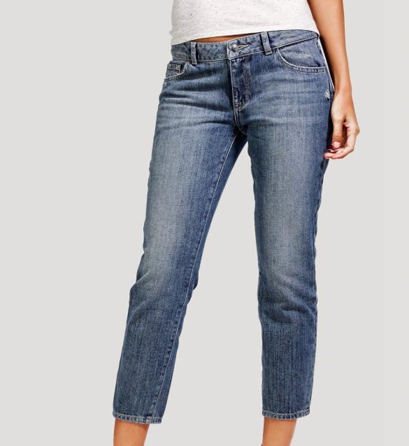 skinny jeans—DL1961 Davis Skinny Boyfriend