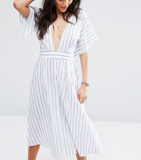 Faithfull Midi Dress