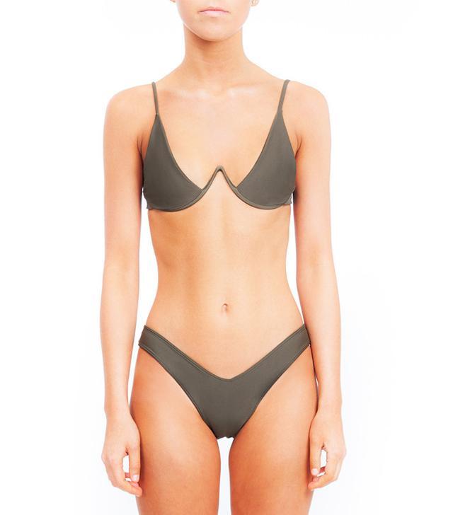 best underwire bikini tops