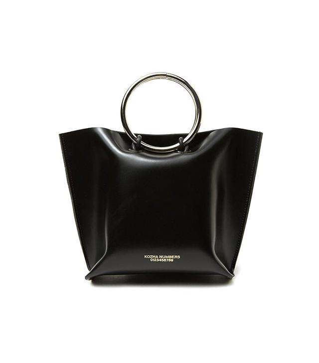 best mini black ring bag