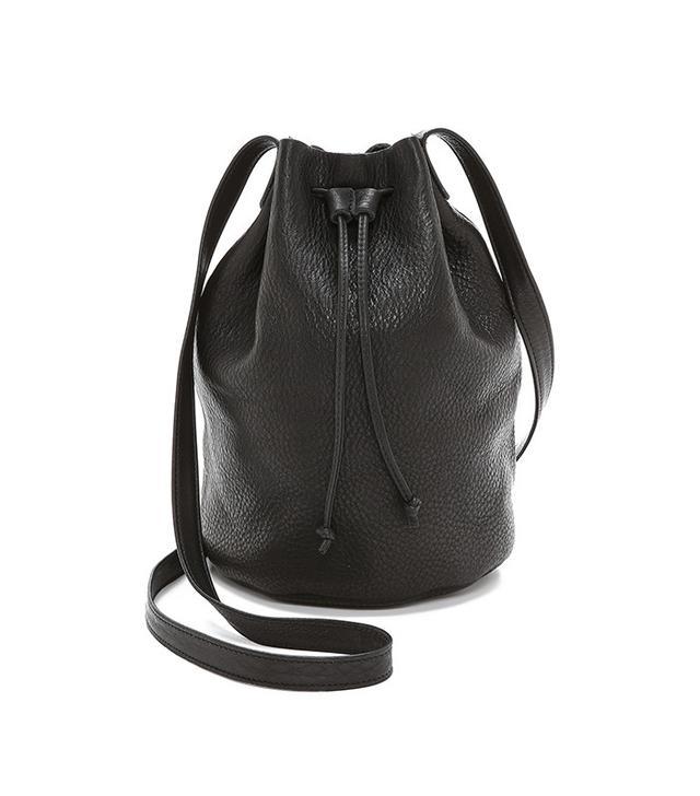 best minimalist bucket bag