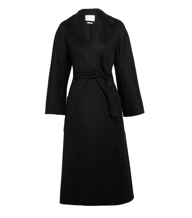 Max Mara best black coat