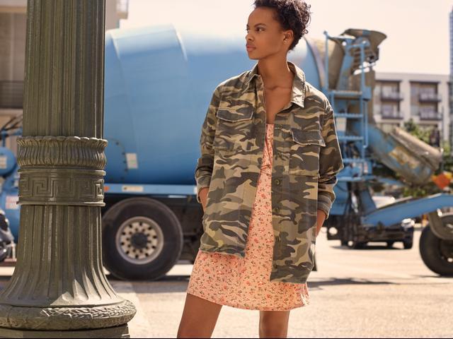 best spring dress—Topshop Ditsy Tie Sundress
