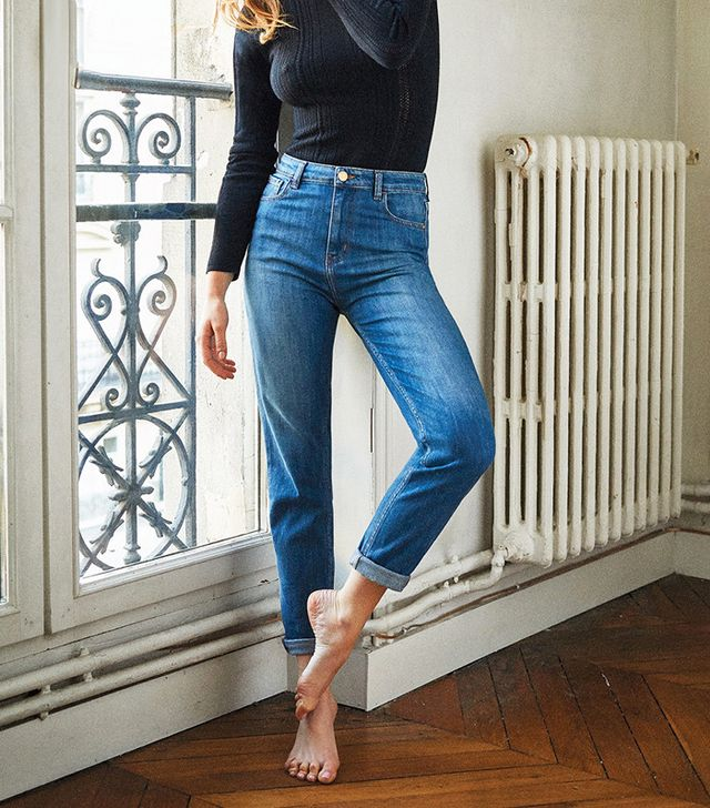 best affordable mom jeans