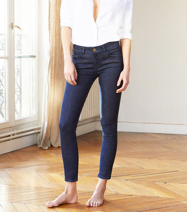 best cropped skinny jeans