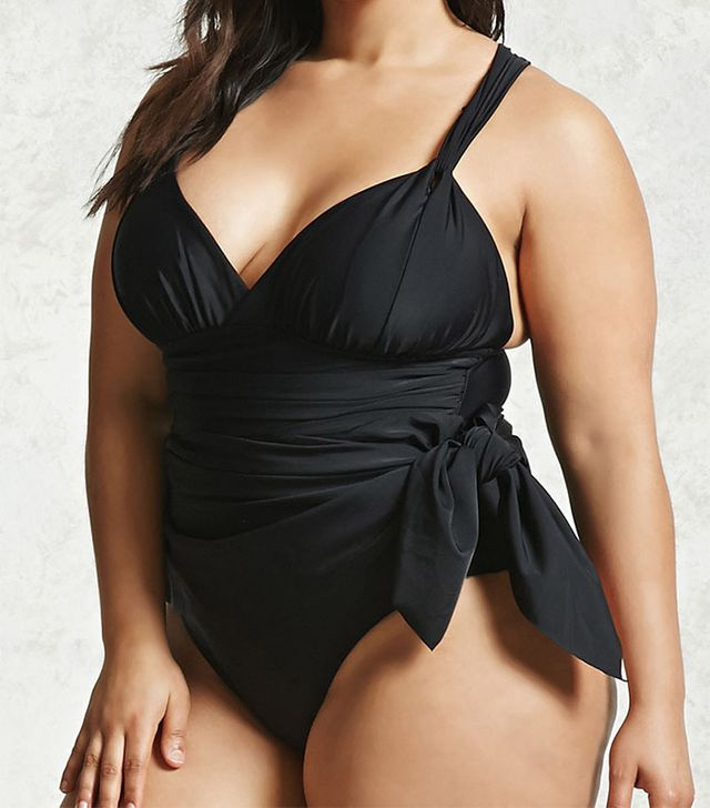 Forever 21 Plus Size One-Piece Swimsuit