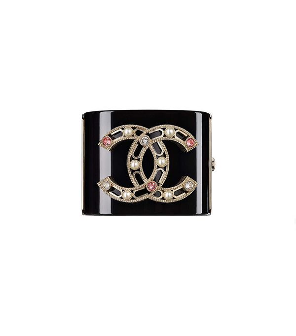 best Chanel jewelry—Chanel Cuff