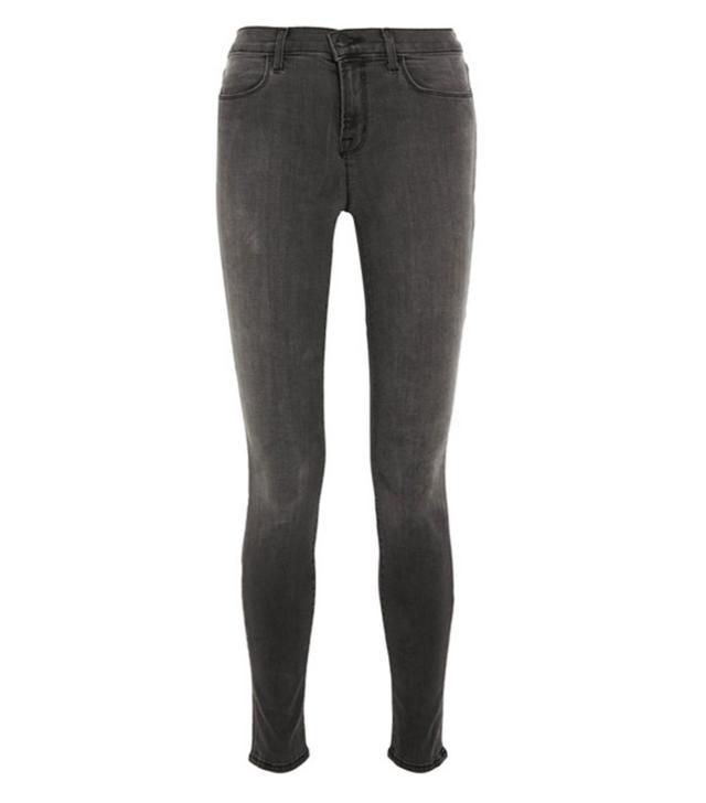 best skinny jeans—J Brand Maria High-Rise Skinny Jeans