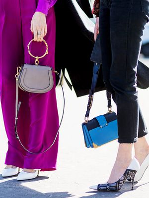 It's Official: These Are the 2 Handbag Trends to Buy Right Now