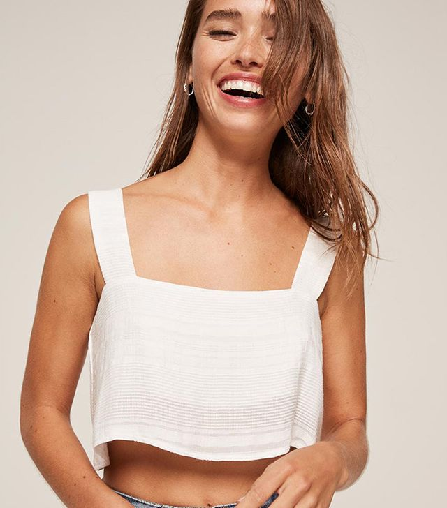 Reformation white top