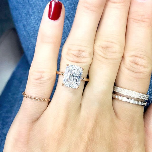 3 Engagement Ring Styles Youre Seeing Everywhere Thanks To Celebs