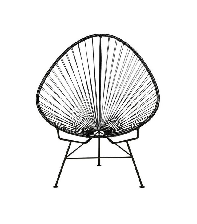 Acapulco chair — midcentury modern