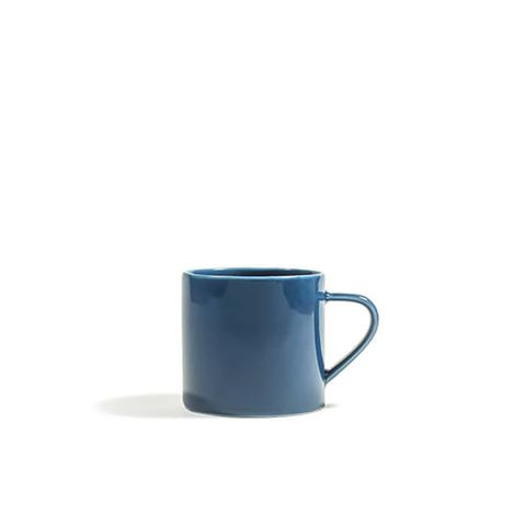 Indigo Blue Coffee Cup
