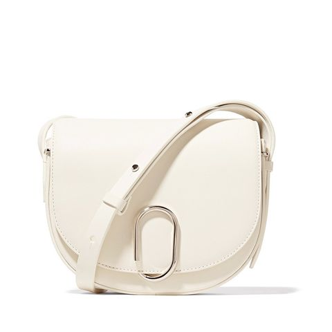 Alex Saddle Leather Shoulder Bag