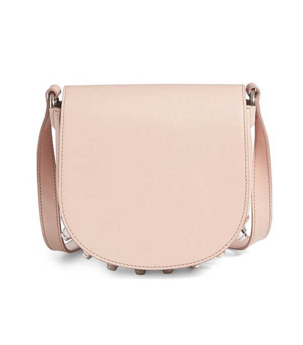 best saddle bags - Alexandra Wang Mini Lia Leather Crossbody Bag