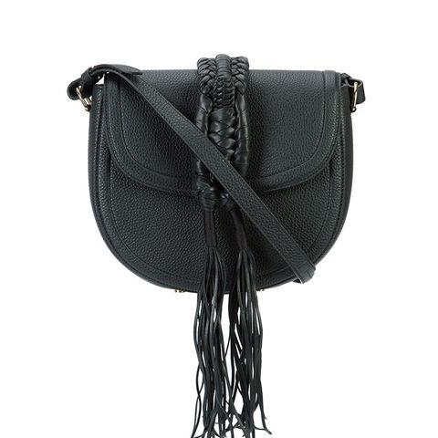 Ghianda Saddle Crossbody Bag