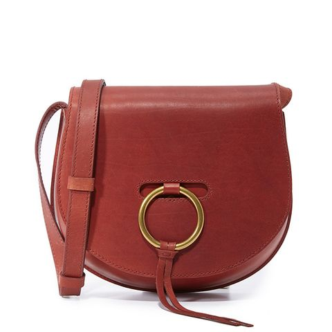 O Ring Saddle Bag