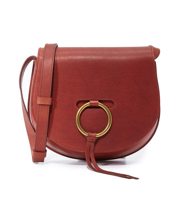 best saddle bags - Madewell O Ring Saddle Bag