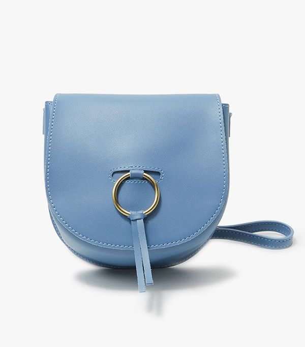 best saddle bag - Need Supply Co. Bianca Shoulder Bag in Blue