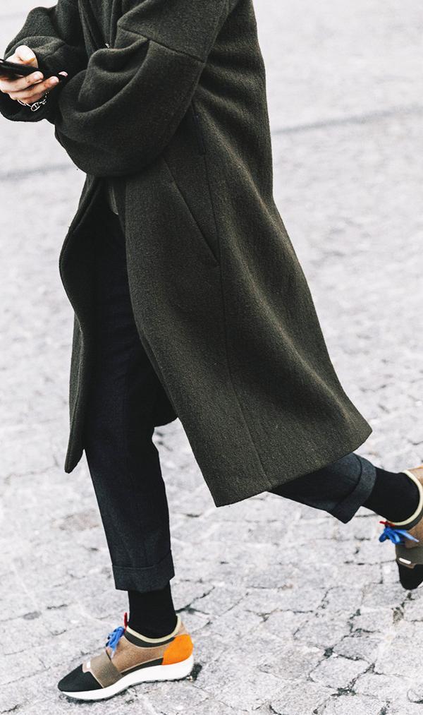 2017 sneaker trend - balenciaga sneakers