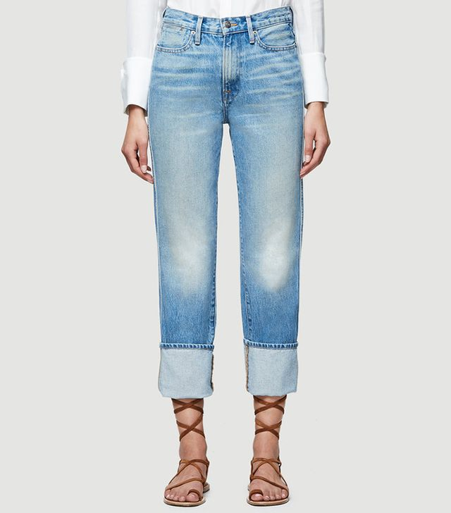 best rigid jeans- Frame Rigid Re-Release Le High Straight
