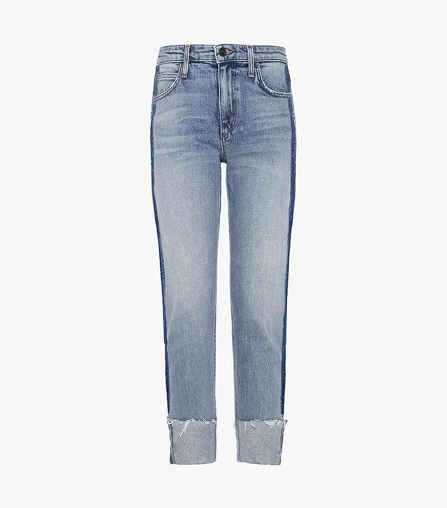 best straight jeans- Joe's Jeans The Debbie