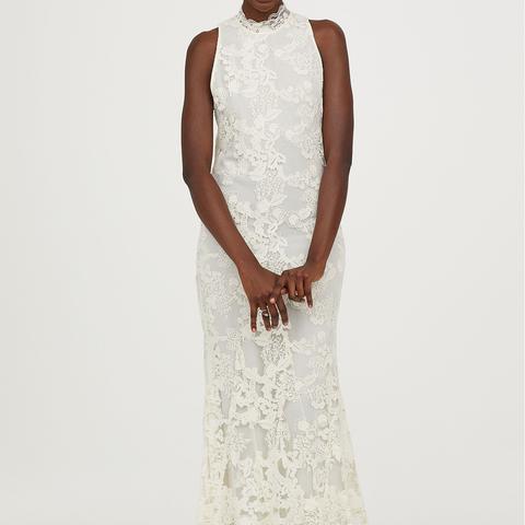 Logn Lace Dress