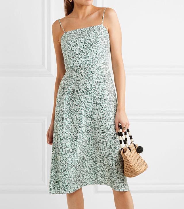 best silk slip dress
