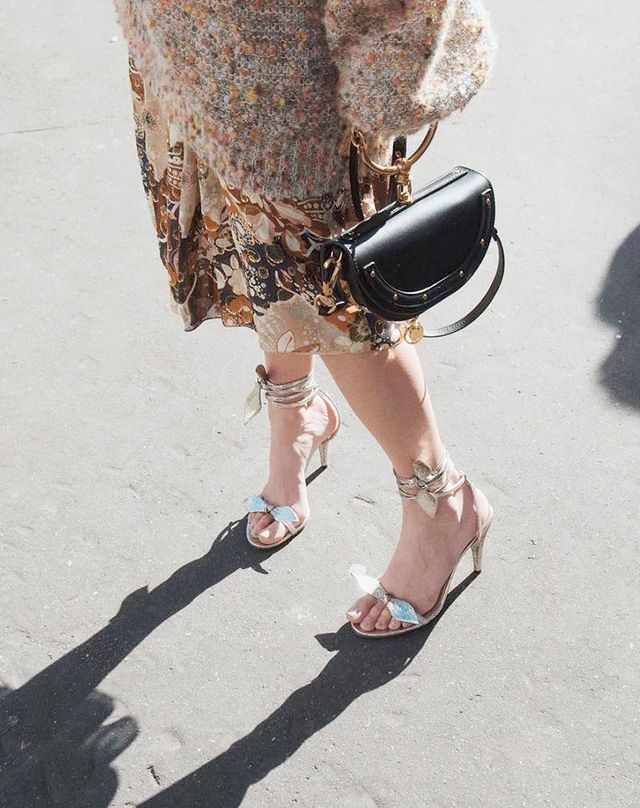 best blogger shoe pictures