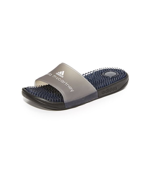 best athletic slides- Adidas by Stella McCartney Recovery Slides